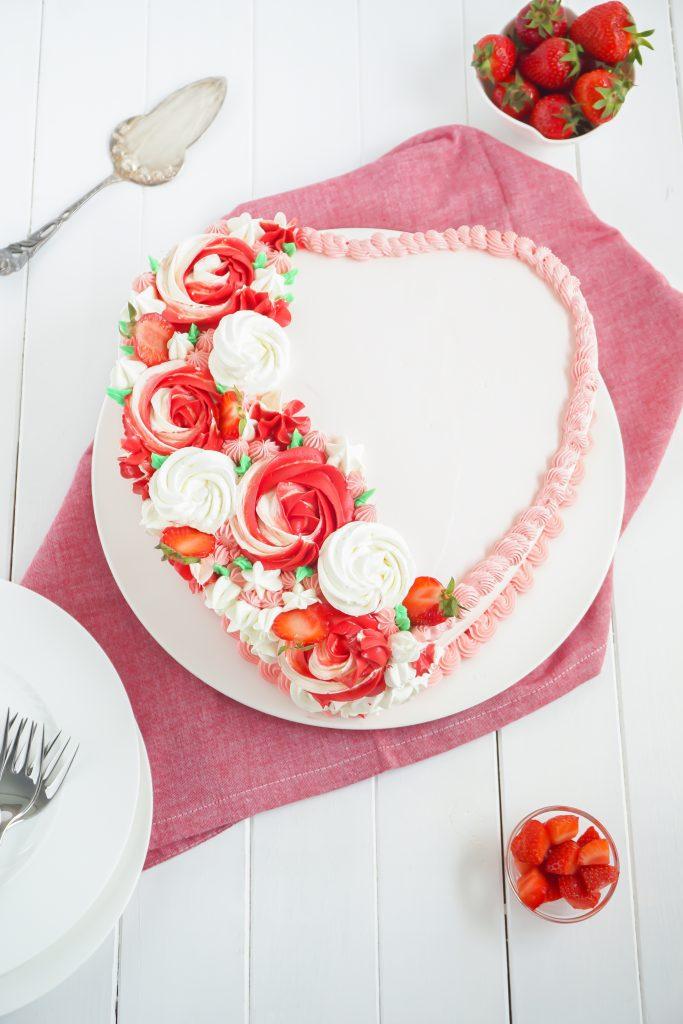 Torte zu Muttertag