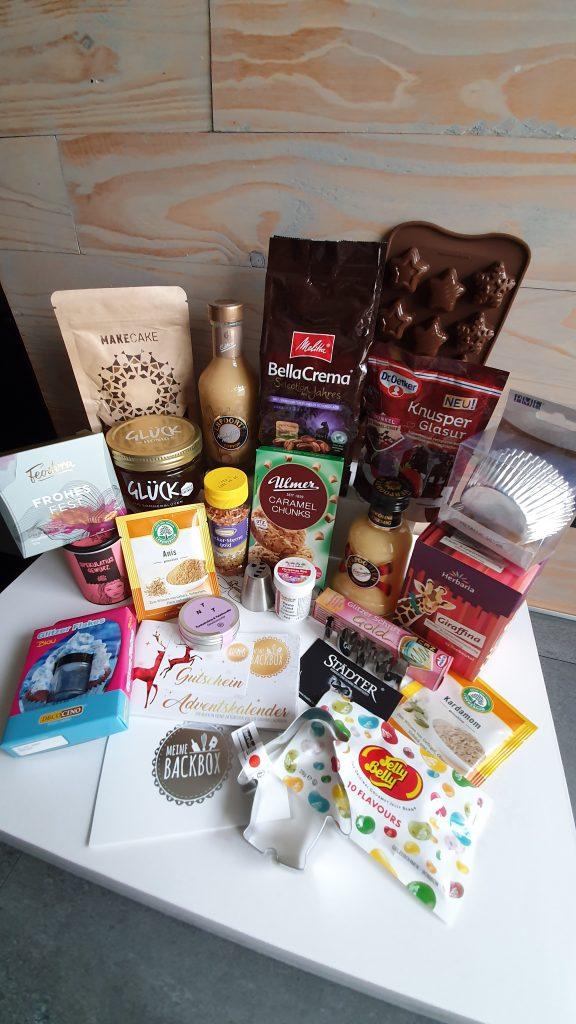 Alle Produkte Meine Backbox Adventskalender