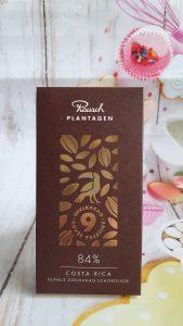 Rausch Dunkle Edelkakao Schokolade 84 %