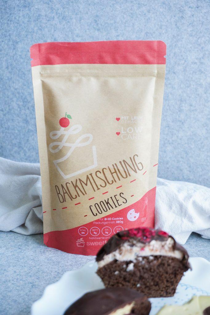 Backmischung Cookies
