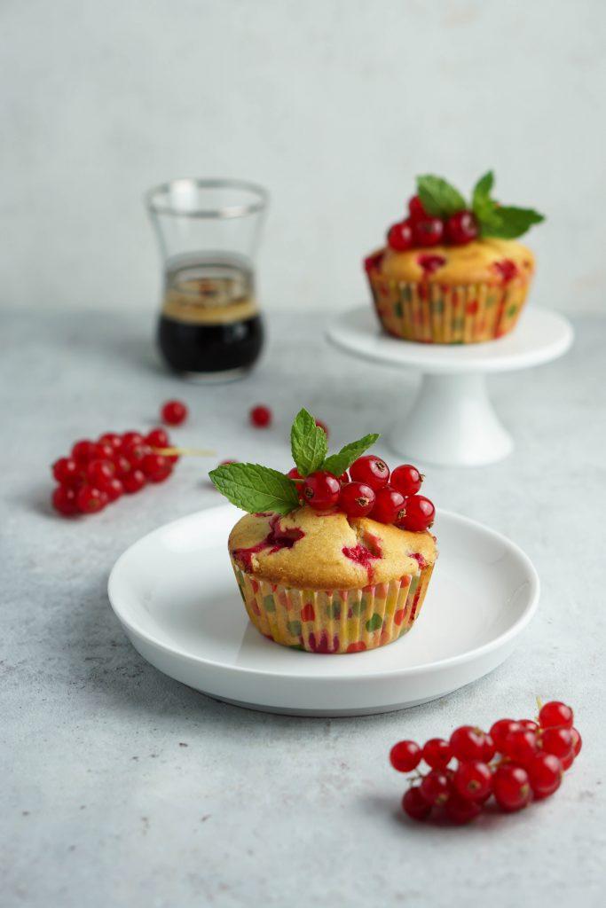 Muffin Rezept Fruktosearm
