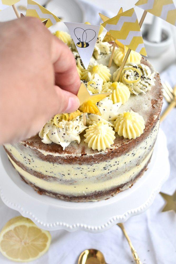Torte Zuckerdeern
