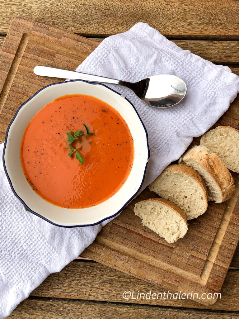 Suppe Gazpacho